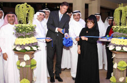 CBD opens new branch in Souq Al Bahar in Burj Dubai area.