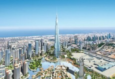 Emaar has denied claims that a contractor on the Burj Dubai has sought legal advice related to work it carried out on the project.