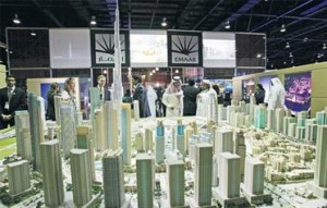 Emaar revenue and profit projected to beat forecast in Q4. (EB FILE)