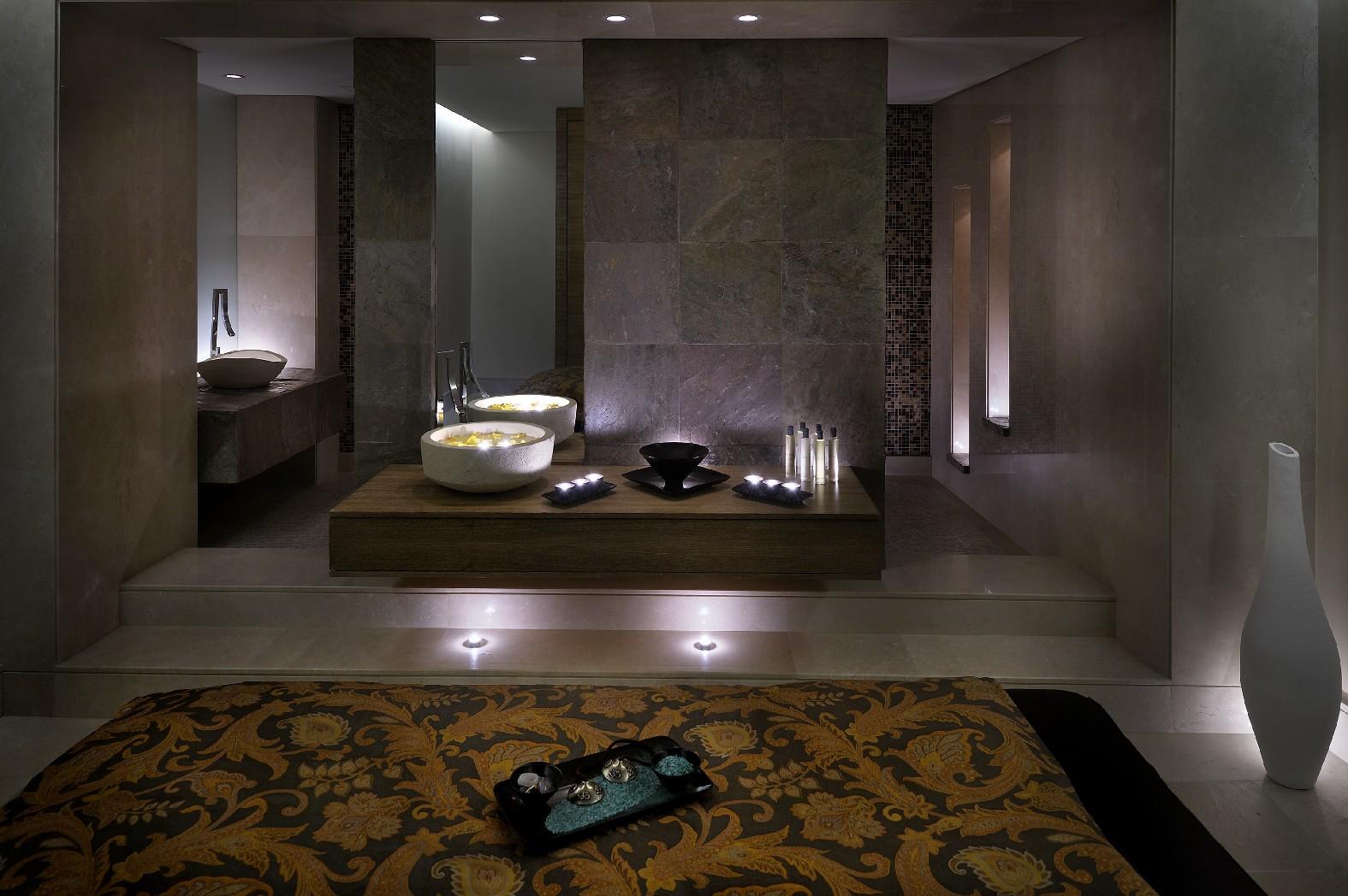 Spas salons dubai fountain for Best spa hotel dubai