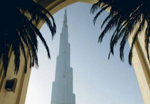 Finding a good location to watch the Burj Dubai opening festivities and the surprises that are in store can be a challenge. Image Credit: Javed Nawab/Gulf News