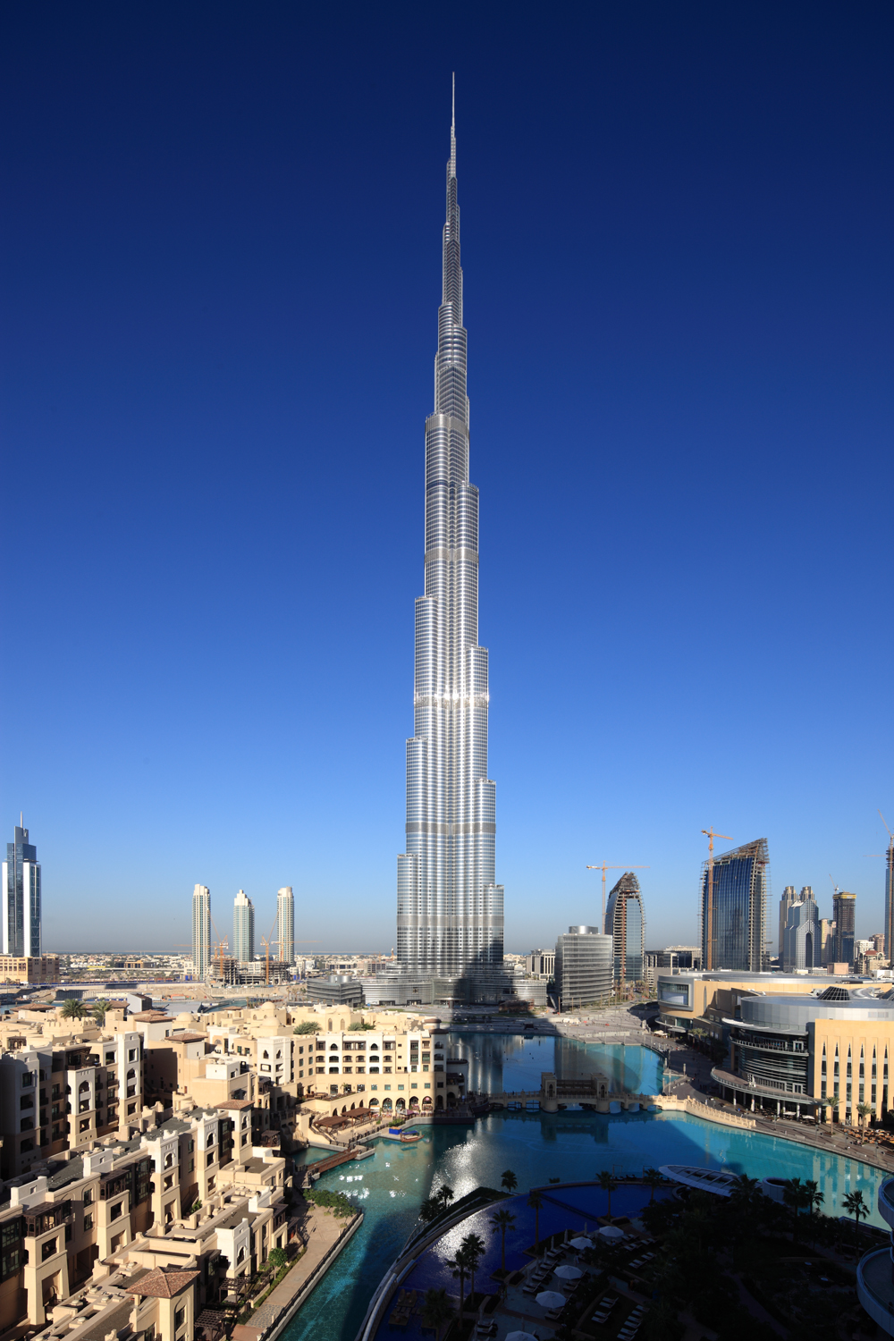 10 Pleasurable Specifics pertaining to the particular Burj Khalifa