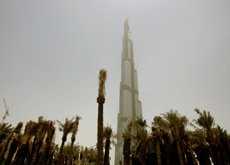 FIRST RESIDENTS: The Burj Khalifa has said that it is readying to welcome its new residents, starting from March. (Getty Images)