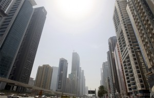 2,500 buildings worth Dh25bn completed in Dubai last year. (REUTERS)