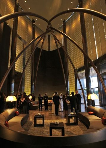 Armani redefines luxury in desert city burj khalifa tickets for Armani burj khalifa
