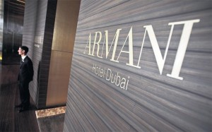 The world's first Armani hotel nestled in Burj Khalifa opened last week. It has since managed an occupancy of about 50 per cent . (PATRICK CASTILLO)