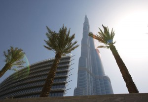 The Burj Khalifa uses EJOT fasteners at its uppermost reaches.