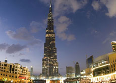 DUBAI'S DEPA: Based in Dubai, Depa fitted out the world's tallest building. (ITP Images)