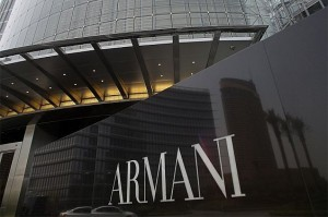 The exclusive Armani Hotel at the world's tallest building, the Burj Khalifa, will host this year's ACN Arab Technology Awards. (AFP/Getty Images)