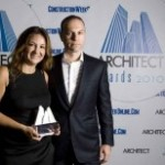 Merkel Tabanlioglu won Architect of the Year