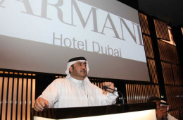 Khalid Mohammed Sharif, Director of Food Control Department in Dubai Municipality.