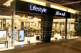 Lifestyle's new outlet at Dubai Mall.
