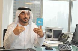 Hatem Bamatraf, SVP Network Development, Du.