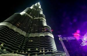Burj Khalifa opens world's highest restaurant (Chandra Balan)