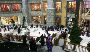 Reuters  WINTER WONDERLAND: The Ski Dubai resort at the Mall of the Emirates boasts a 400-metre indoor ski slope and holds more than 6000 tonnes of snow.