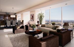 Beverly West - Great Room