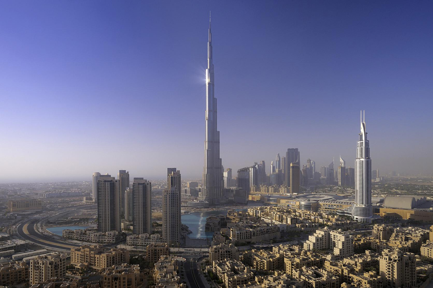 New art galleries to open in dubai burj khalifa tickets for Dubai hotels near burj khalifa