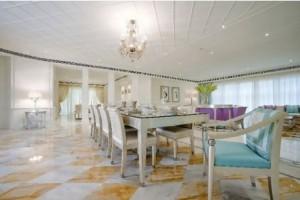 A Palazzo Versace Dubai private residence.  Courtesy Palazzo Versace