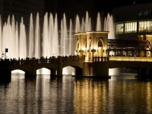 Photo by Stephen Scourfield Next Dubai is as visually enchanting at night as during the day.