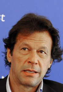 Imran Khan will speak at the 'Pakistan Appeal' event about his personal relief efforts, the acute need for funding and his own account of the tragedy on the ground picture: Getty Image