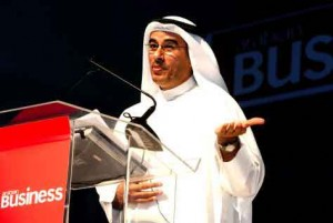 Alabbar said the investor's initial demand would compromise the company's position with banks.
