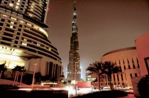 *  Lights were switched off at Burj Khalifa during the Earth Hour in Dubai yesterday. Dubai Electricity and Water Authority led celebrations that urged residents to switch off all unnecessary lights.     * Image Credit: Javed Nawab/Gulf News