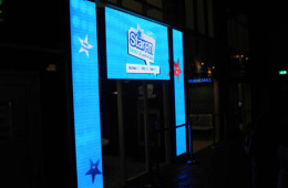 StarFM Radio uses Visual Interactive Media creative LED solution to light up KidZania in The Dubai Mall.