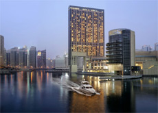 TOP ADDRESS: Emaar's hotel, The Address in Downtown Burj Dubai