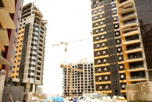 Hotel construction shows no sign of slowing down in the Middle East. (Getty Images)