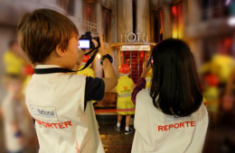 KidZania welcomes three fun new professions courtesy of The National, Majid and Star FM.