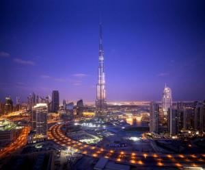 Burj Khalifa. Dubai