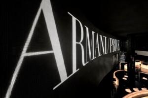 Armani Prive Club. Burj Khalifa