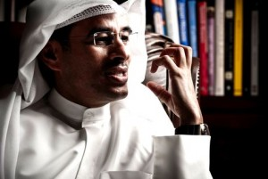 Though Mohamed Alabbar has no plans to leave Emaar, he admits he has become discouraged with some aspects of the property industry