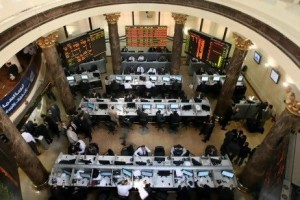The Cairo stock exchange. Property prices in Dubai have failed to improvesince unrest broke out in parts of the Middle East and North Africa, contrary to speculation that investors would flock to the emirate as a safe haven. AFP