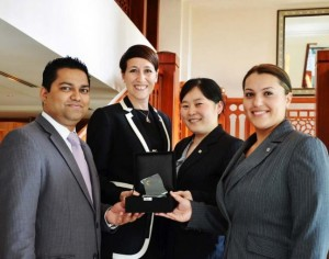 The Address Hotels + Resorts quality team.
