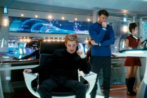 Michael Kaplan dressed the crew of the Starship Enterprise in the latest Star Trek film. Courtesy Paramount Pictures