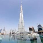Burj Khalifa construction
