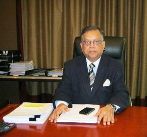 Dipak Paul, the new General Manager
