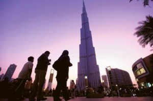 *  Image Credit: Francois Nel /Gulf News     * Emaar Properties PJSC, developer of the world's tallest tower Burj Khalifa (pictured), Tuesday reported net operating profit of Dh843 million ($230 million) in the first six months of 2011