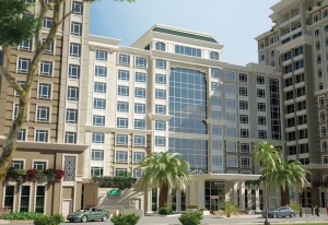 The 247-room Courtyard by Marriott Algiers is one of five Marriott properties opening in Algeria.