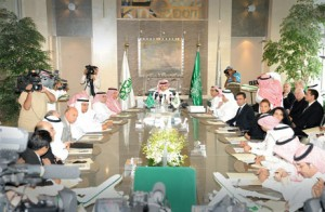 Prince Alwaleed signs SR4.6bn contract for world's tallest 1,000 meters tower 1st phase of Jeddah Development