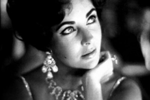Elizabeth Taylor.  PRNewsFoto / House of Taylor Jewelry, Inc