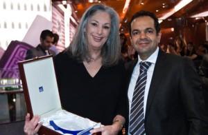 The anniversary celebrations were organized by Madi International, the distributors of Essie Cosmetics.