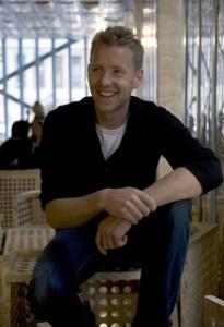 'Greenhouse' creator Joost Bakker.