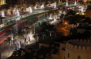 Emaar Boulevard Downtown Dubai.