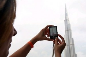 A visit to Dubai is not complete without a tour of Burj Khalifa, the world's highest building. Amy Leang /The National