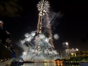 NYE Downtown Dubai