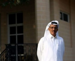 Khalaf Al Habtoor, the chairman of Al Habtoor Group. Satish Kumar / The National