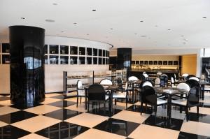 Armani/Peck Armani Hotel Dubai. Burj Khalifa