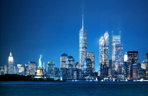 One World Trade Center project